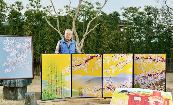 Homem de 80 anos domina Excel para criar pinturas incríveis (19 fotos) 3