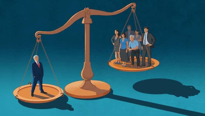 36 ilustrações que mostram o que há de errado com nossa sociedade 2