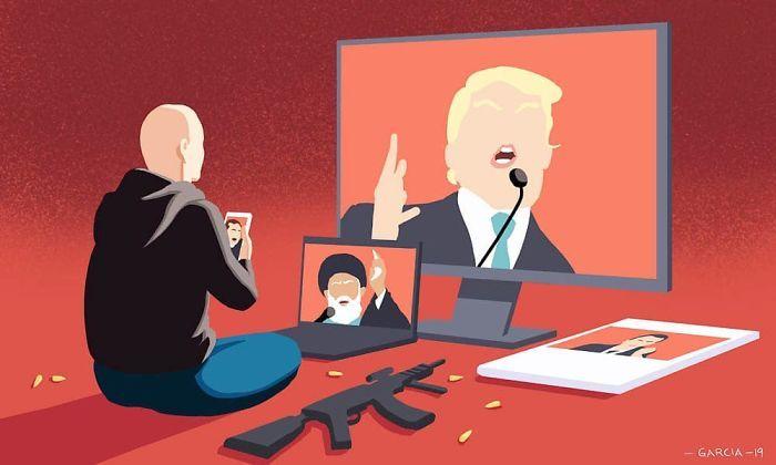 36 ilustrações que mostram o que há de errado com nossa sociedade 17