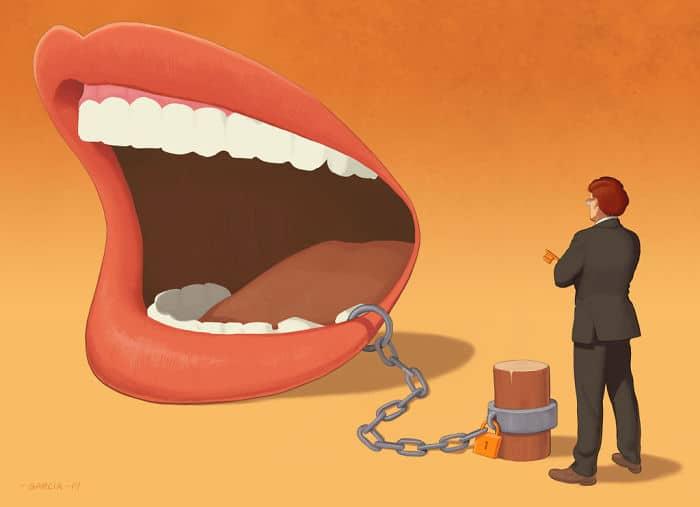 36 ilustrações que mostram o que há de errado com nossa sociedade 35