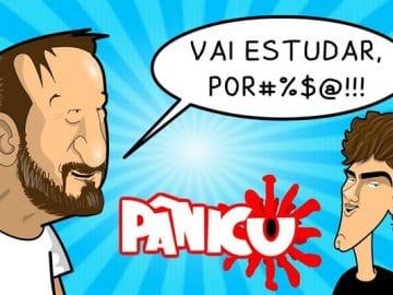 Emílio e o Pânico detonam Mário Jr do TikTok 2