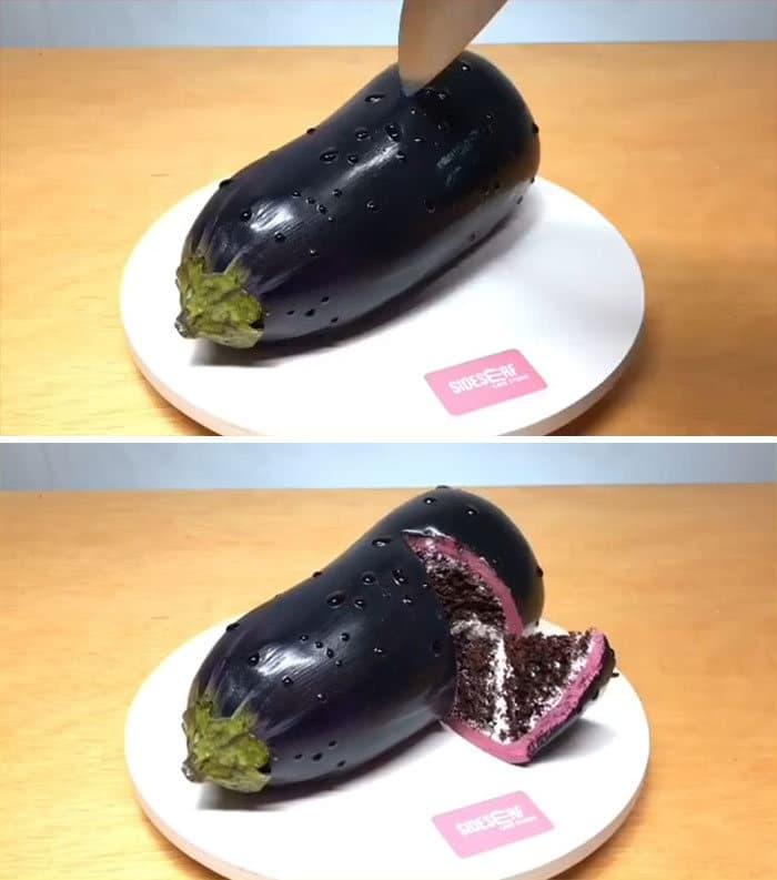 Mulher surpreende as pessoas na Internet com seus bolos realistas (30 fotos) 2