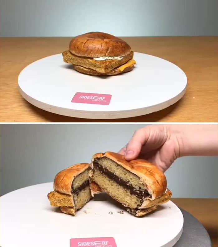 Mulher surpreende as pessoas na Internet com seus bolos realistas (30 fotos) 3
