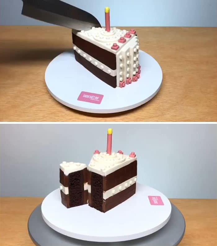 Mulher surpreende as pessoas na Internet com seus bolos realistas (30 fotos) 4