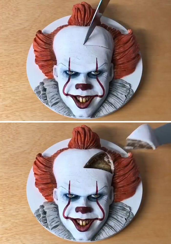 Mulher surpreende as pessoas na Internet com seus bolos realistas (30 fotos) 13