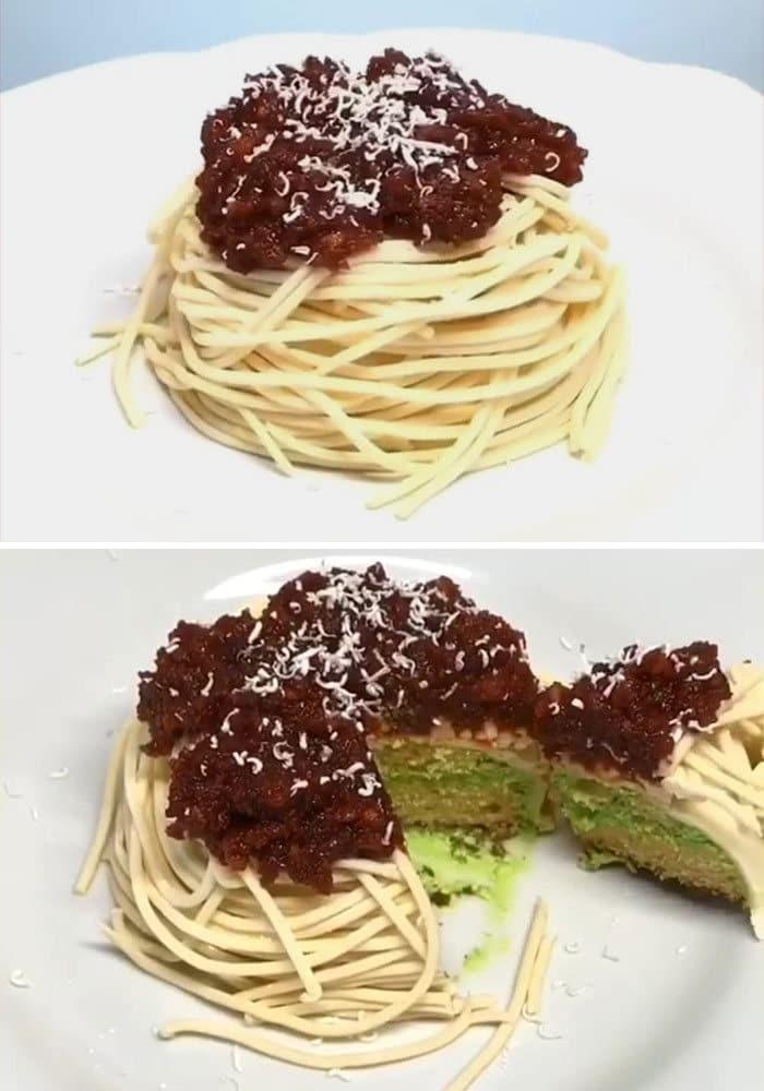 Mulher surpreende as pessoas na Internet com seus bolos realistas (30 fotos) 23