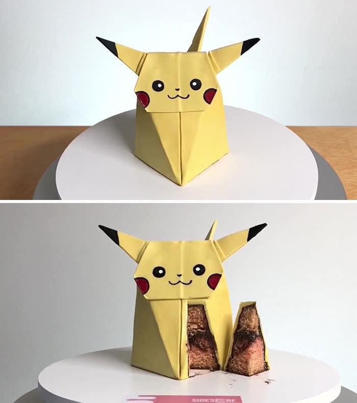 Mulher surpreende as pessoas na Internet com seus bolos realistas (30 fotos) 30