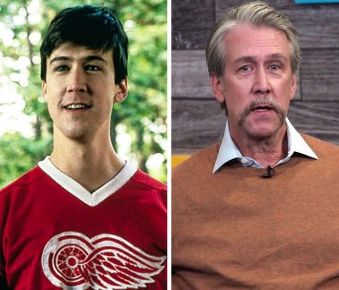 Os atores do filme Curtindo a Vida Adoidado depois de 30 anos 10
