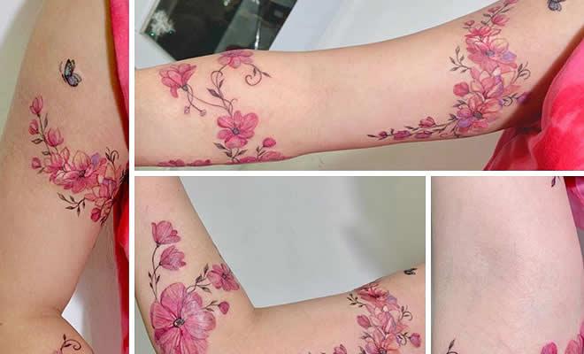 30 pessoas que pediram para encobrir suas cicatrizes com tatuagem 1