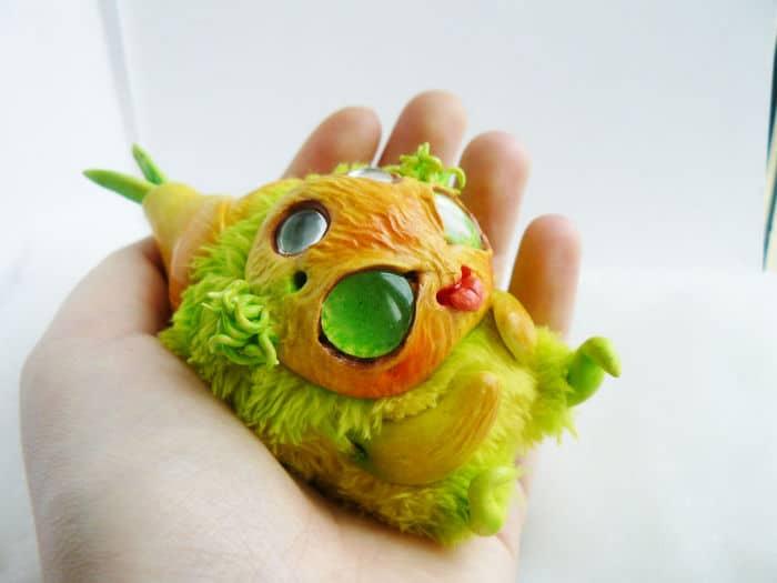 25 trabalho de uma espirante de brinquedos que são assustadores e fofos 7