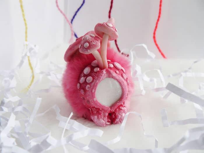 25 trabalho de uma espirante de brinquedos que são assustadores e fofos 17