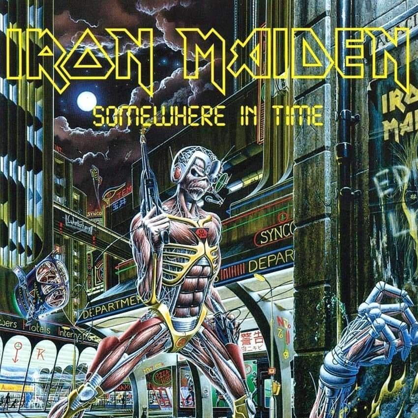 Capas de álbuns de metal divertidamente recriadas com personagens dos Simpsons 46
