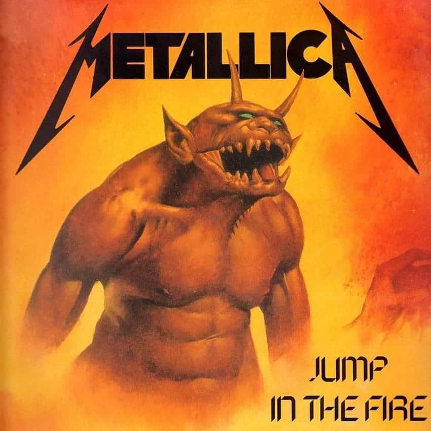Capas de álbuns de metal divertidamente recriadas com personagens dos Simpsons 48