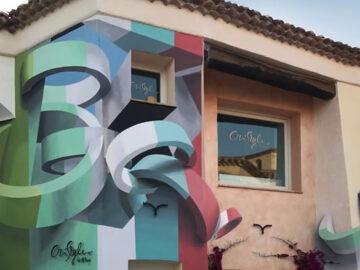 Artista cria obra surreais que parecem mudar a forma dos imóveis 5