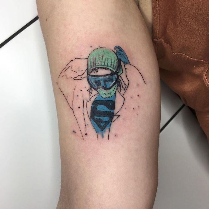 As pessoas estão fazendo tatuagens Covid-19 e aqui estão 40 das melhores 4