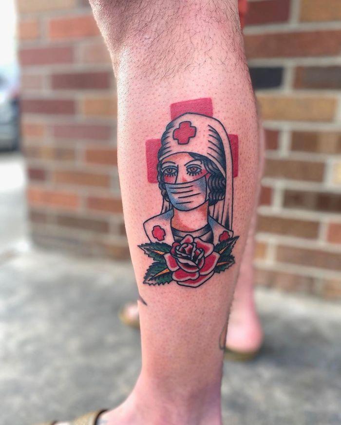 As pessoas estão fazendo tatuagens Covid-19 e aqui estão 40 das melhores 5