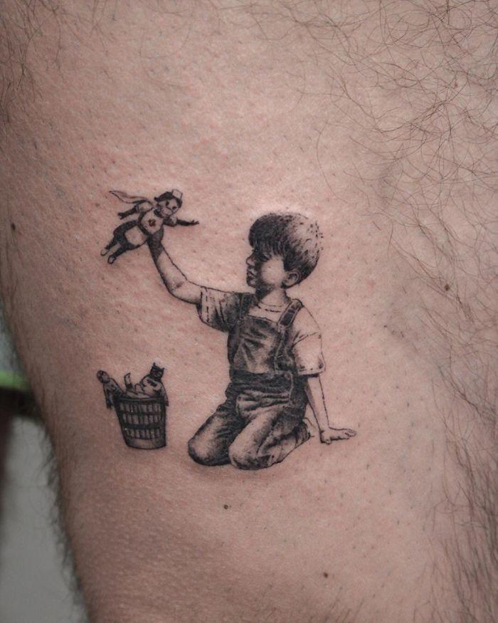 As pessoas estão fazendo tatuagens Covid-19 e aqui estão 40 das melhores 8
