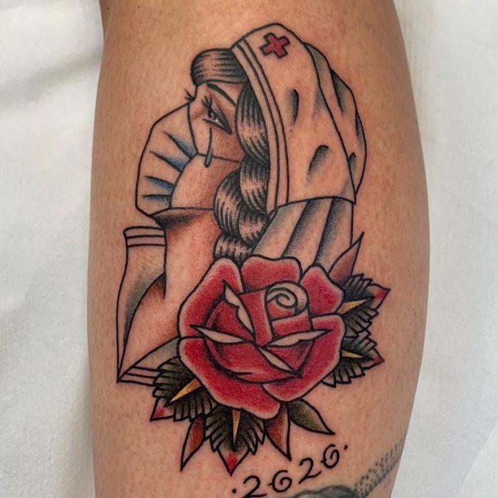 As pessoas estão fazendo tatuagens Covid-19 e aqui estão 40 das melhores 15