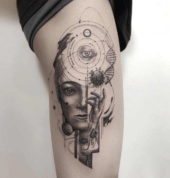 As pessoas estão fazendo tatuagens Covid-19 e aqui estão 40 das melhores 24
