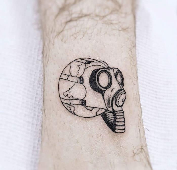 As pessoas estão fazendo tatuagens Covid-19 e aqui estão 40 das melhores 39