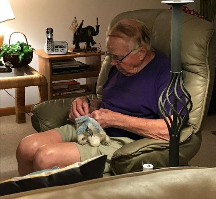 19 avós que são capazes de tornar o seu dia melhor 11
