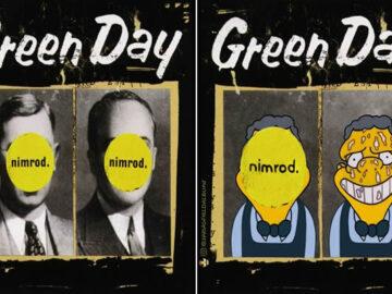 Capas de álbuns de metal divertidamente recriadas com personagens dos Simpsons 8