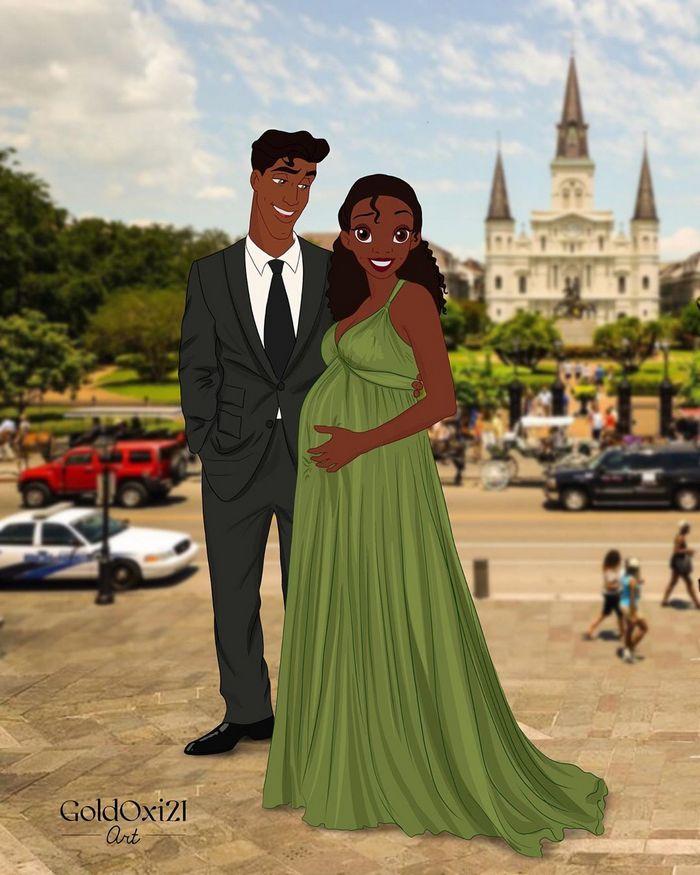 12 casais famosos da Disney esperando seus bebês 6