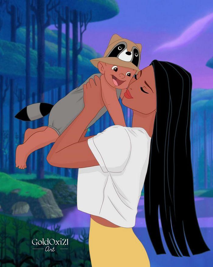 12 casais famosos da Disney esperando seus bebês 15