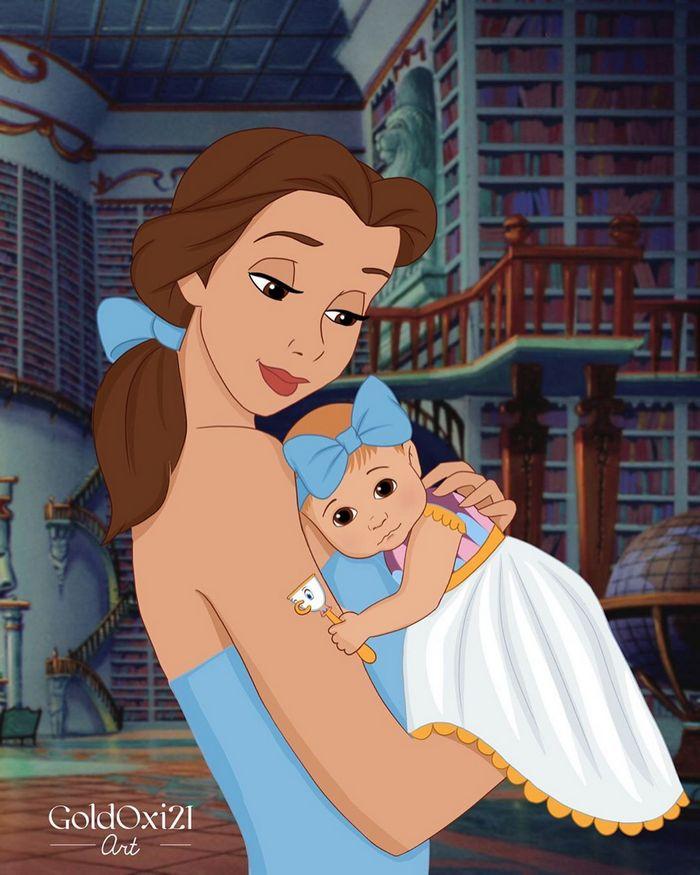 12 casais famosos da Disney esperando seus bebês 16