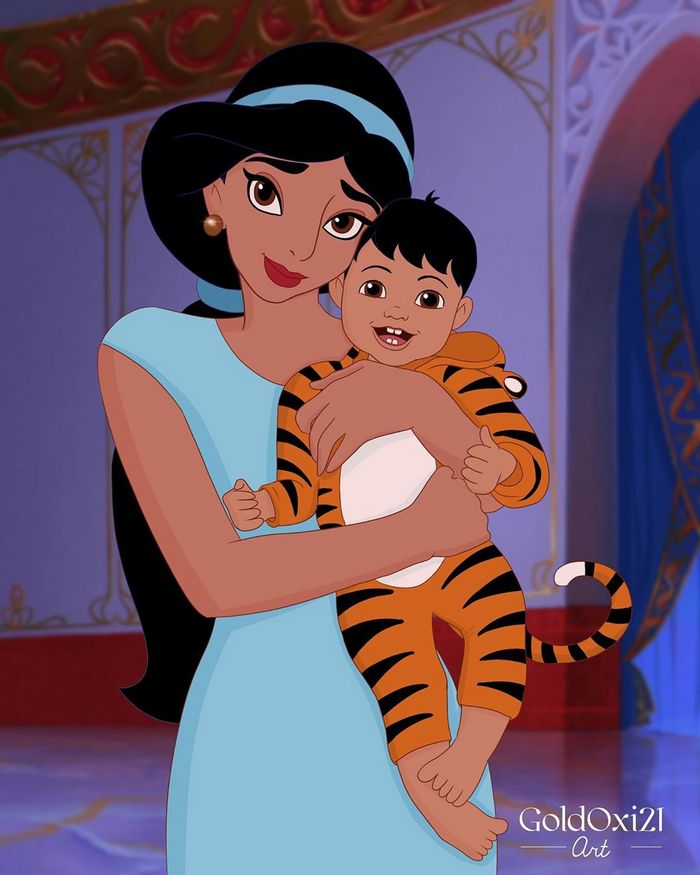 12 casais famosos da Disney esperando seus bebês 17