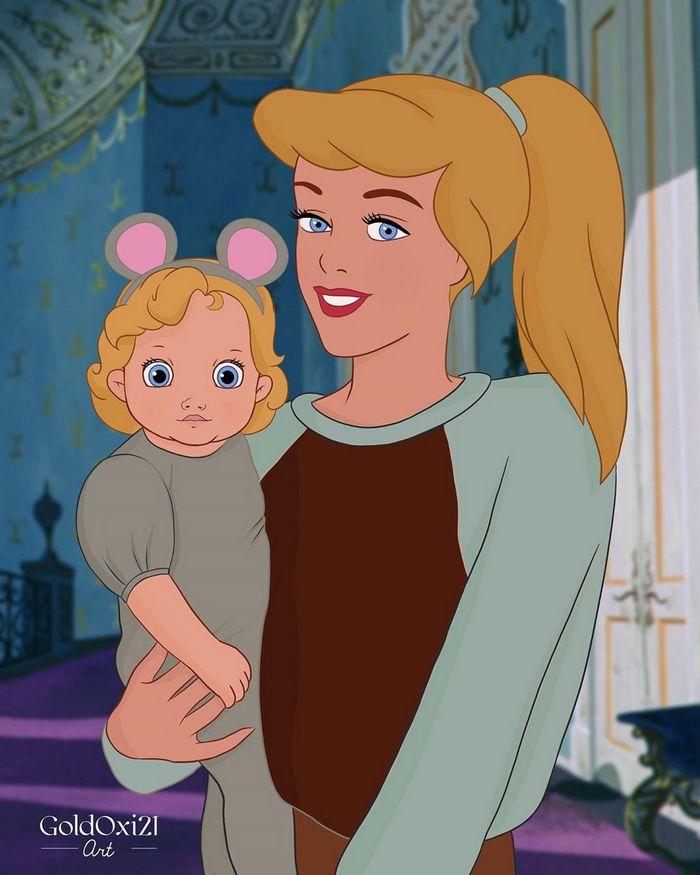 12 casais famosos da Disney esperando seus bebês 20