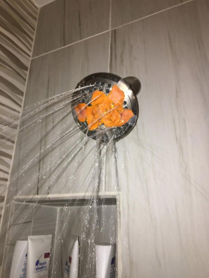 Existe uma comunidade online feita para pessoas que gostam de tomar banho de laranjas 7