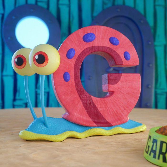 Ilustrador criou um alfabeto inspirado em seus desenhos animados de infância 8
