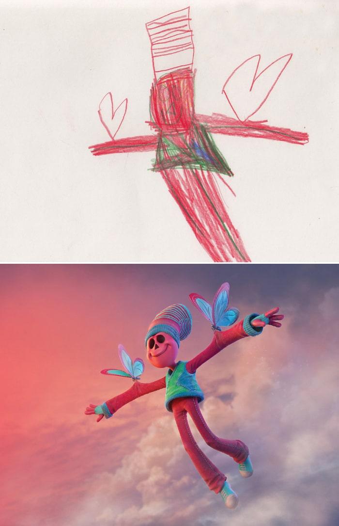 Projeto Monstro - Crianças desenham monstros e artistas recriam com sua arte 6