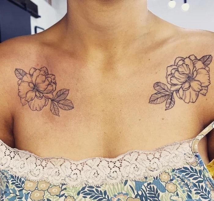 24 tatuagens minimalistas que são o equilíbrio ideal entre ousado e elegante 12