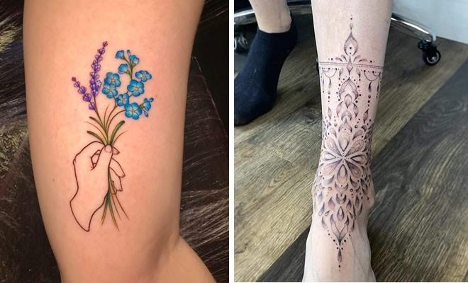 24 tatuagens minimalistas que são o equilíbrio ideal entre ousado e elegante 42