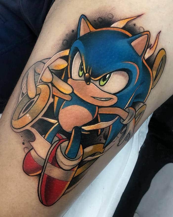 25 tatuagens para quem quer usar seus personagens favoritos na pele 20