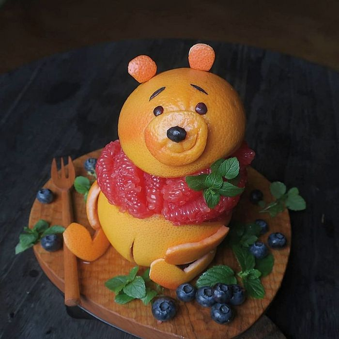 Uma mãe no Japão surge com refeições incrivelmente criativas para seus filhos 5