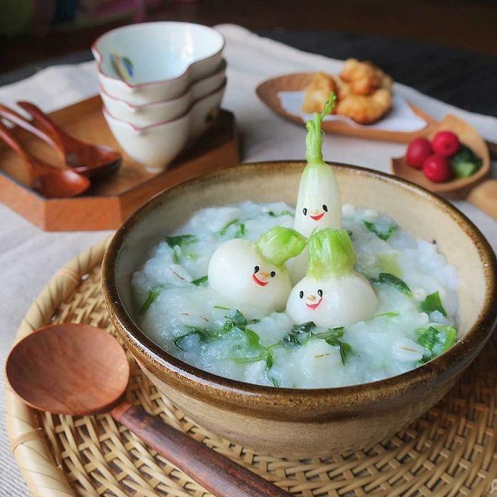 Uma mãe no Japão surge com refeições incrivelmente criativas para seus filhos 7