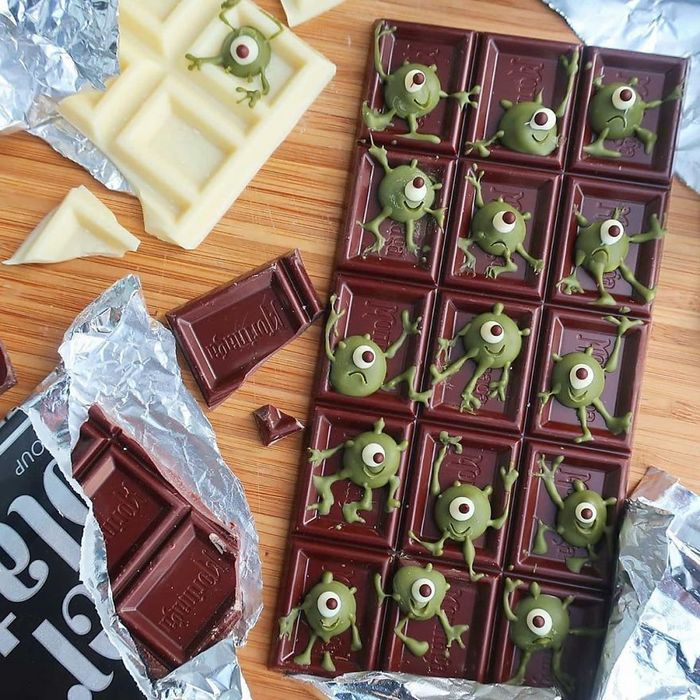 Uma mãe no Japão surge com refeições incrivelmente criativas para seus filhos 9