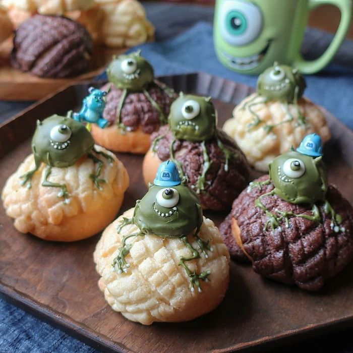 Uma mãe no Japão surge com refeições incrivelmente criativas para seus filhos 15
