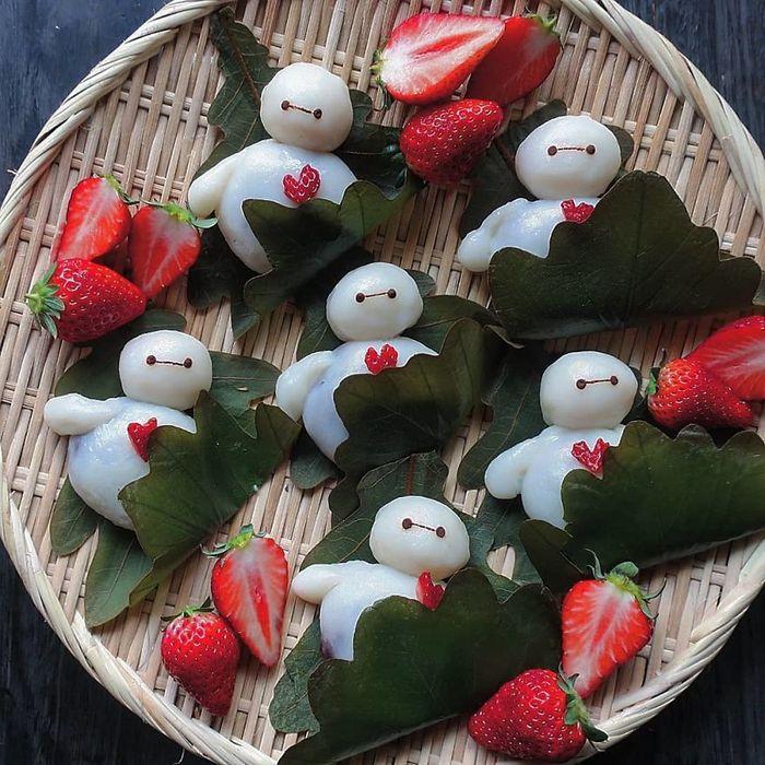 Uma mãe no Japão surge com refeições incrivelmente criativas para seus filhos 20