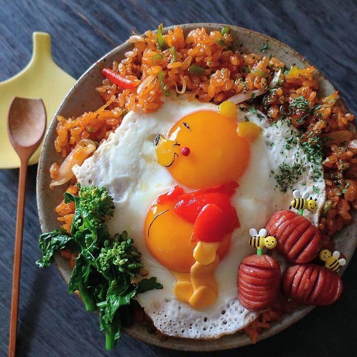 Uma mãe no Japão surge com refeições incrivelmente criativas para seus filhos 21