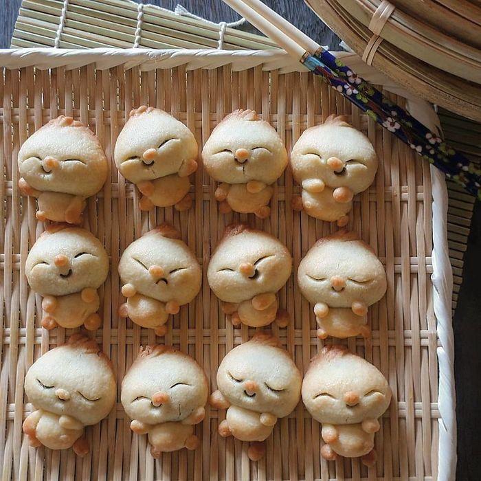 Uma mãe no Japão surge com refeições incrivelmente criativas para seus filhos 22