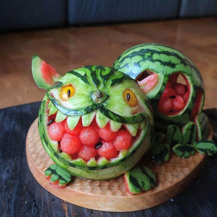 Uma mãe no Japão surge com refeições incrivelmente criativas para seus filhos 31