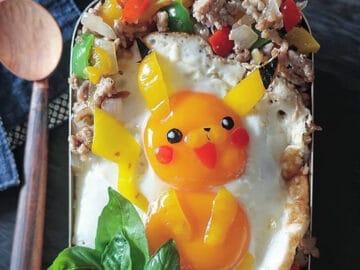 Uma mãe no Japão surge com refeições incrivelmente criativas para seus filhos 6
