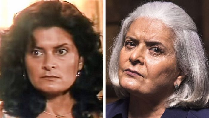 Antes e agora dos atores da novela Pantanal 5