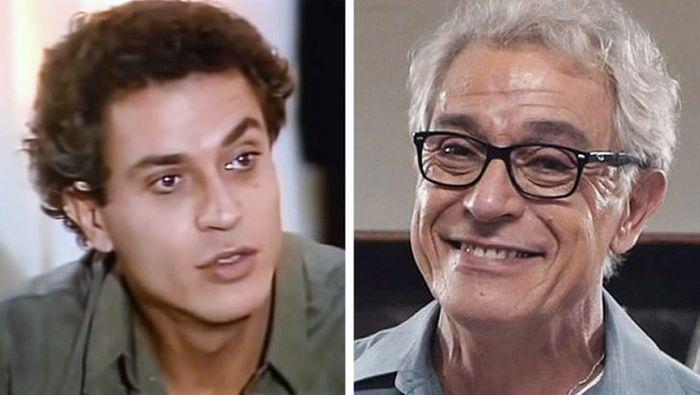 Antes e agora dos atores da novela Pantanal 7