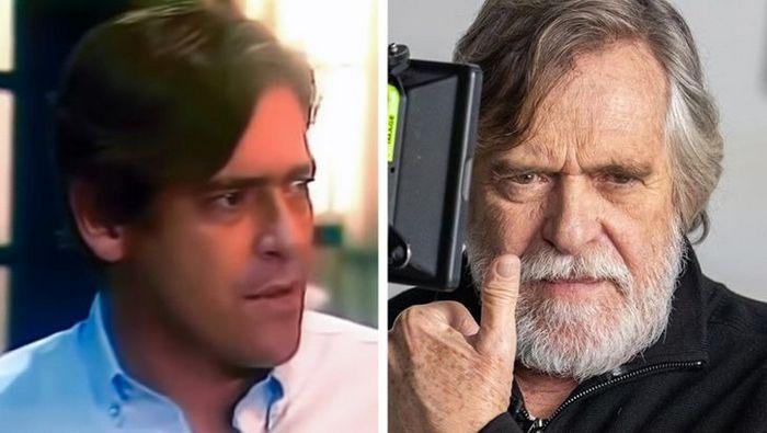 Antes e agora dos atores da novela Pantanal 9