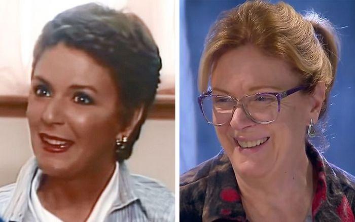 Antes e agora dos atores da novela Pantanal 15